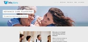 iris plans home page