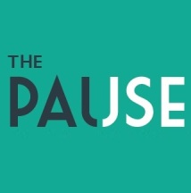 The_Pause logo-green-wide header