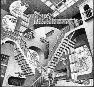 stairs-Escher