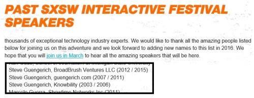 sxsw-speaker listing